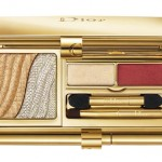 Palette Carnet de maquillage de la collection capsule Grand Bal de Dior.