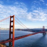 Le Golden Bridge de San Francisco